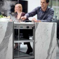 Living _ Dining - Dining Desk - Natural Stone _ Bl (1)