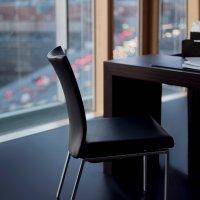 Living _ Dining - Dining Desk - Veneer - Chair clo