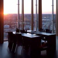 Living _ Dining - Dining Desk - Veneer - Evening s