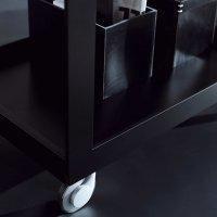 Living _ Dining - Dining Desk - Veneer - Trolley c