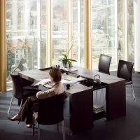 Living _ Dining - Dining Desk - Veneer - Work with