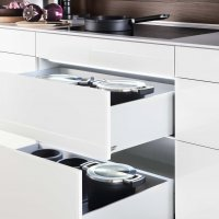 Poggenpohl Accessories - Drawer and Pull-outs with