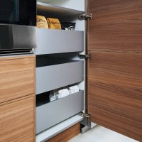 Poggenpohl Accessories - Interior drawers closed