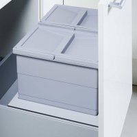 Poggenpohl Accessories - Pull-out with waste divis (1)