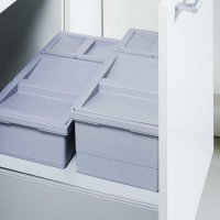Poggenpohl Accessories - Pull-out with waste divis (2)