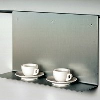 Poggenpohl Accessories - Wall system rack with cup