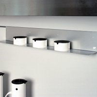 Poggenpohl Accessories - Wall system rack