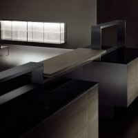 Poggenpohl Porsche Design Kitchen P7340 - Lightnin
