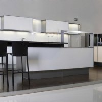 Poggenpohl Porsche Design Kitchen P7340 - Pure Whi