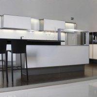 Poggenpohl Porsche Design Kitchen P7340 - Pure Whi