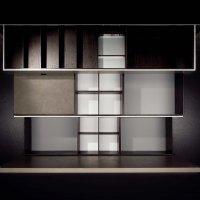 Poggenpohl Porsche Design Kitchen P7340 - Systemis