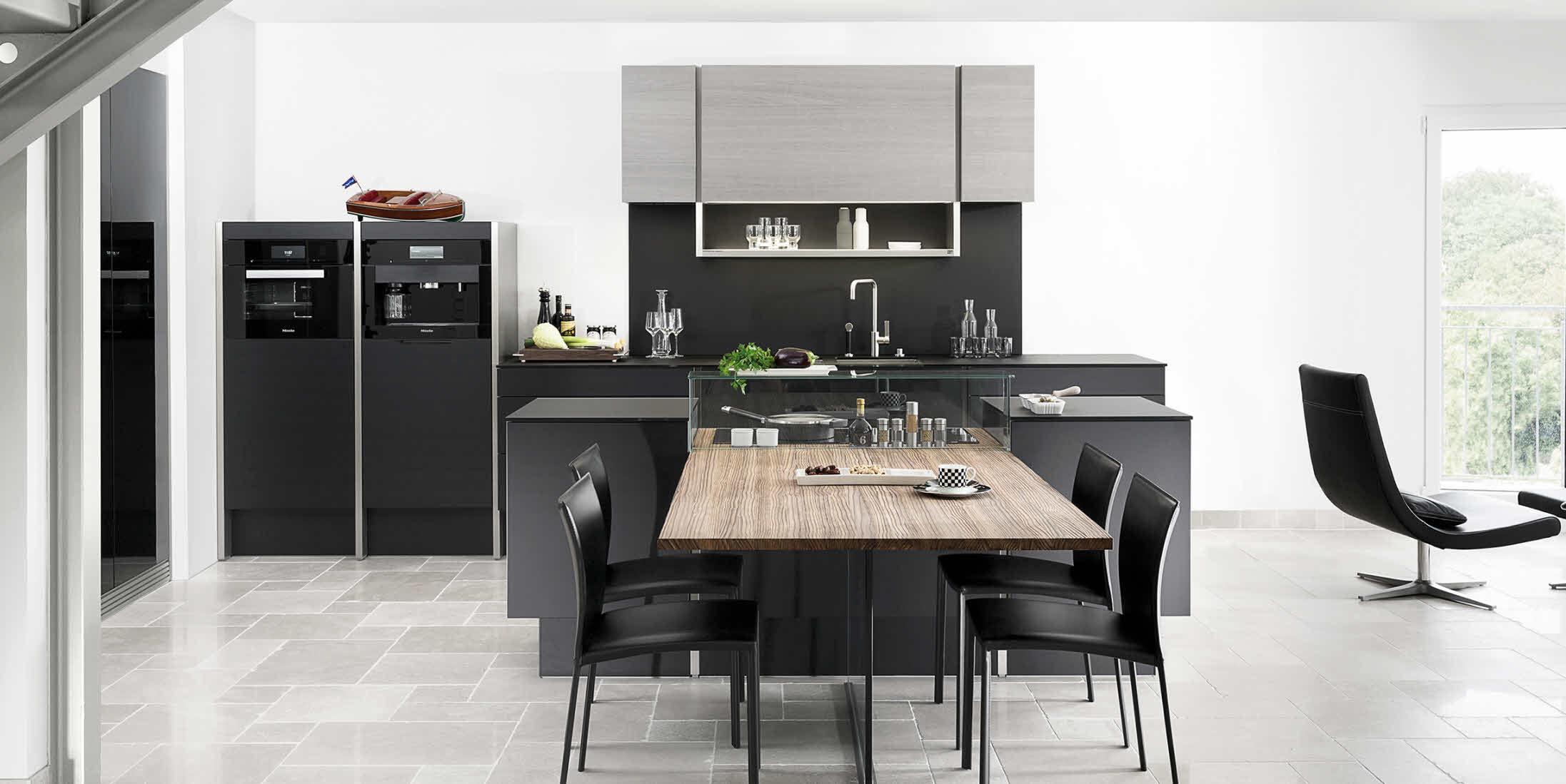 Porsche Design Keuken : Porsche design keuken