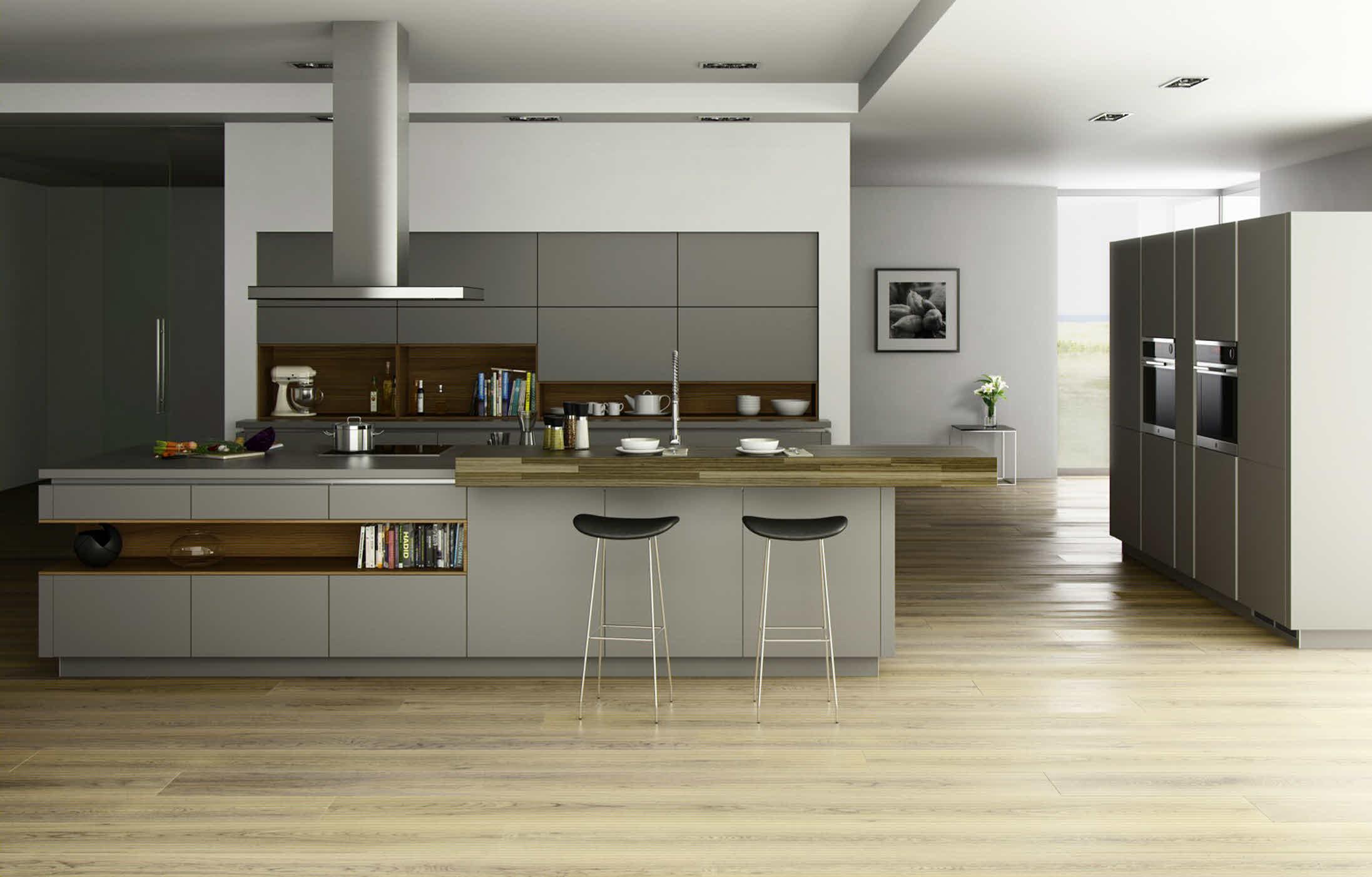 pure poggenpohl de vis keukens. Black Bedroom Furniture Sets. Home Design Ideas